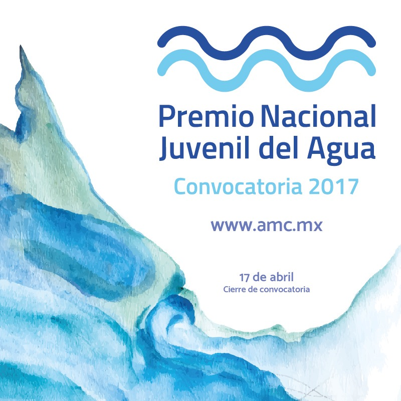 Premio Nacional Juvenil del Agua 2017
