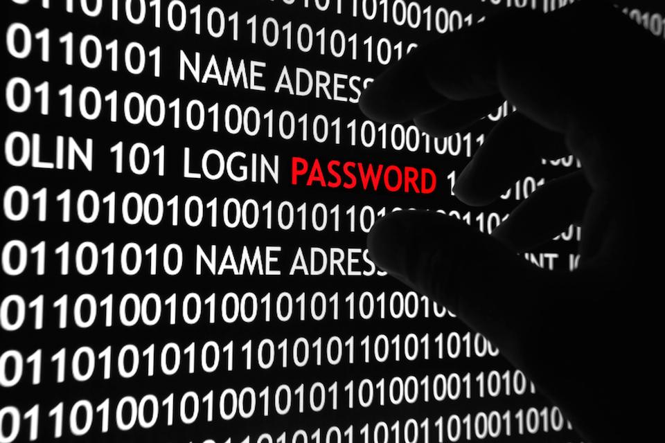 Robo de datos en internet