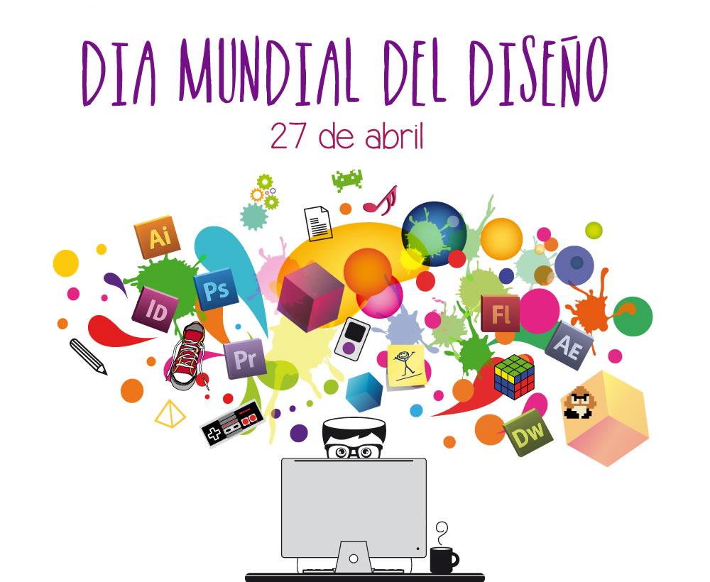 Día Internacional del Diseño Gráfico... y del diseñador gráfico: 27 de abril