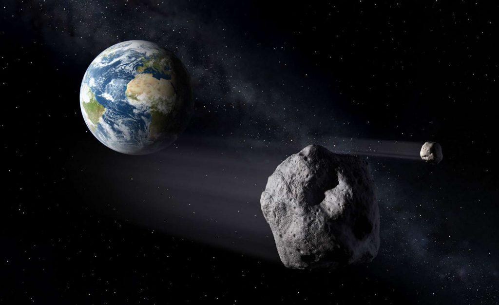 Este 19 de abril, un asteroide de más de un kilómetro, pasará cerca de la Tierra