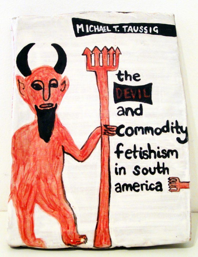 El diablo y fetichismo mercantil en Sudamérica