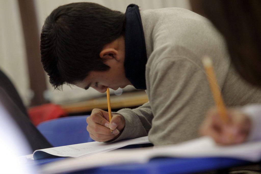 ¿Demasiados exámenes para calificar?. HABCO, algoritmo para hacerlo rápido
