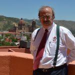 """José Antonio de la Peña, un """"investigador de a pie"""" con más de 100 articulos sobre álgebra"""