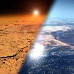 El viento solar, culpable de que Marte perdiera su atmósfera