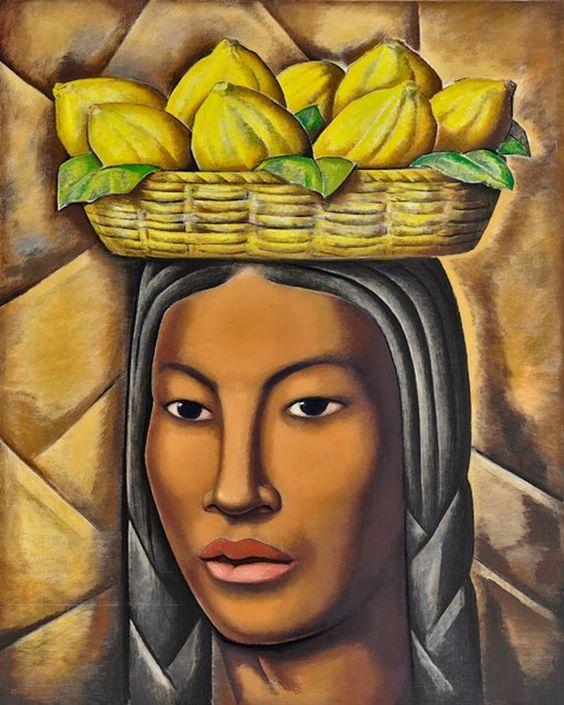 La india, Alfredo Ramos Martinez, 1936