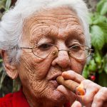 La fragilidad en ancianos asociada al tabaquismo