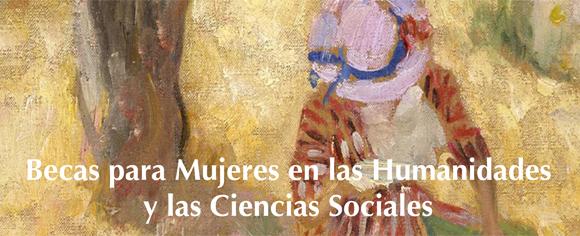 Sarai Miranda y Lidia Rodríguez, ganadoras de las Becas para Mujeres en las Humanidades y las Ciencias Sociales 2017