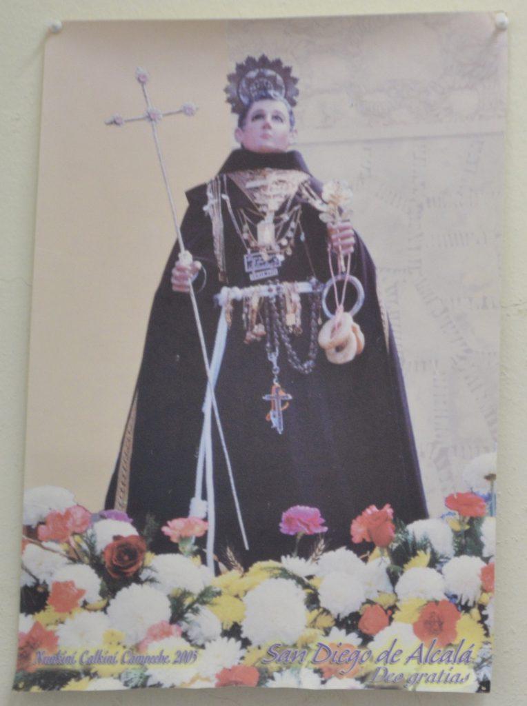 Entidades sagradas de Nunkiní Campeche