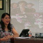Hay feministas que ni siquiera comprenden el movimiento: Iris Rocío Santillán