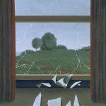 La llave del campo, René Magritte, 1936- Museo Thyssen-Bornemisza