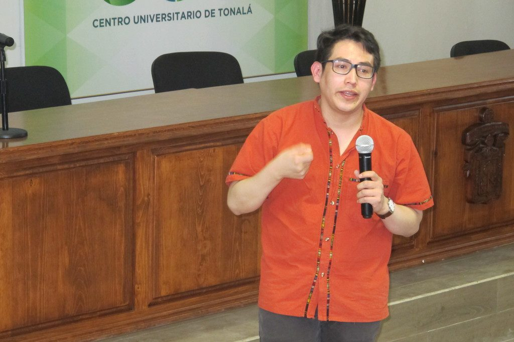 Ricardo Pablo Pedro, de la sierra oaxaqueña al MIT