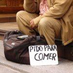 La pobreza en México crece y ahora llega al 46.2% de la población
