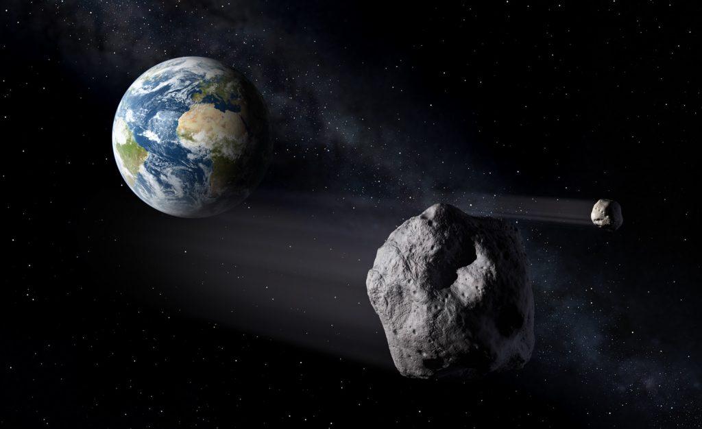 Los cometas influyeron en la formación de la atmósfera de la Tierra