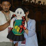 """""""Los paquitos"""", robots que hablan purépecha, náhuatl, totonaco, español"""
