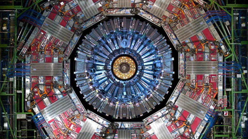 Experimento CMS del CERN