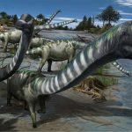 Clint Eastwood, se llama un gigantesco dinosaurio jirafa, de 27 metros de longitud