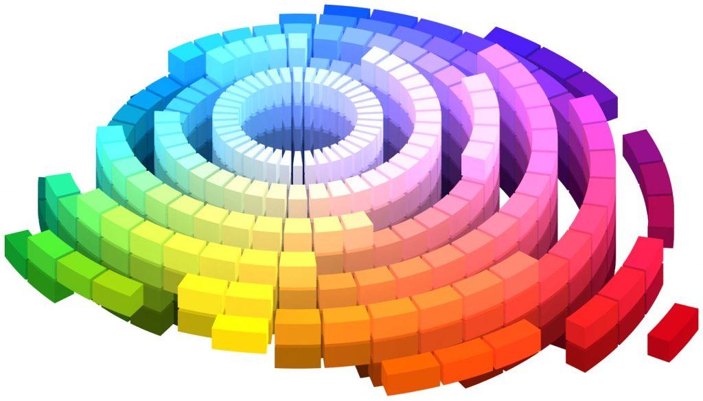 Laberinto de colores
