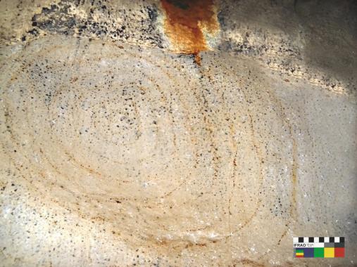 Motivo representado en la Cueva de la Espiral (Cuba)- UNED