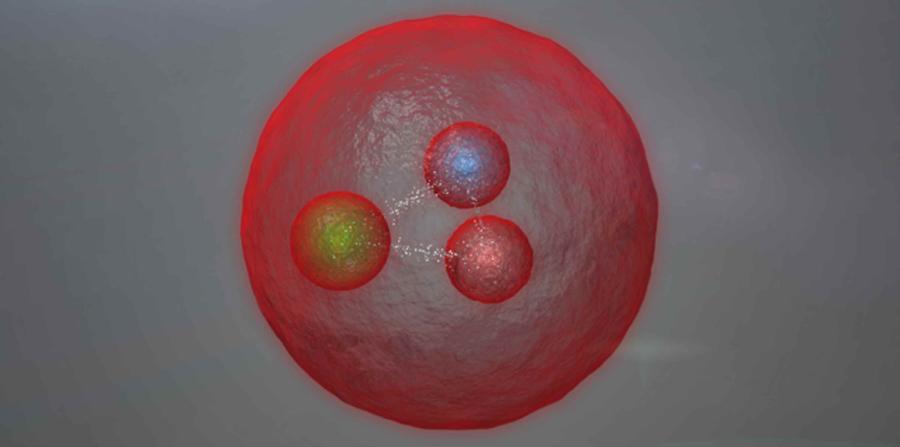 Nueva partícula observada por LHCb, con dos quarks- Daniel Domínguez, CERN