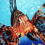 El pez león, una especie invasora que no se ha podido detener