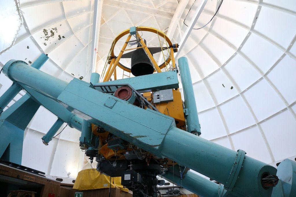 Telescopio de 2.1 metros del Observatorio Astronómico Nacional