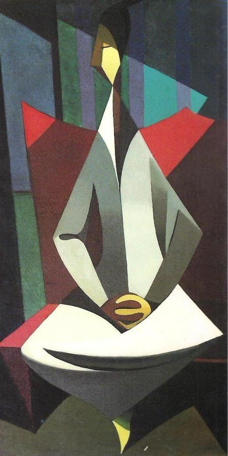 Una Dama, Armando Barrios, 1955