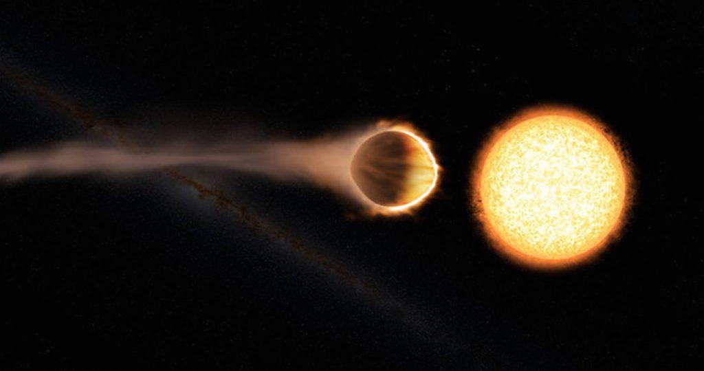 Por primera vez detectan una estratósfera en un planeta