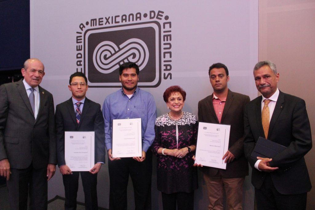 Entregan los Premios Weizmann a jóvenes investigadores