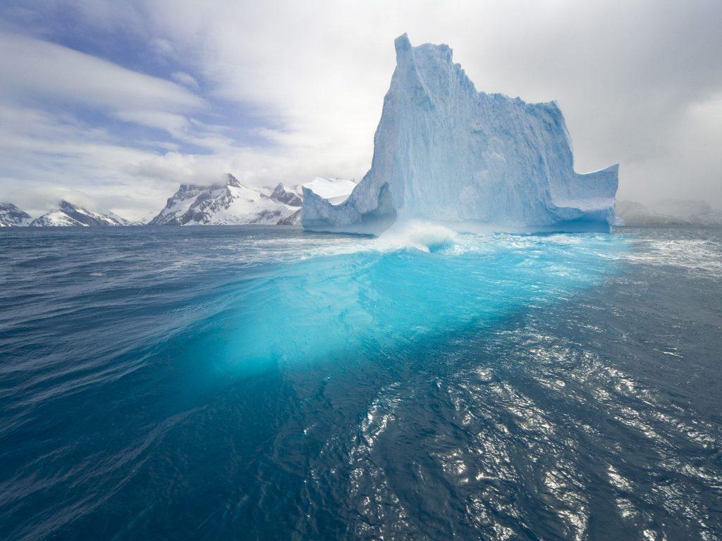 ¿La perdida de hielo en las regiones polares provocará inestabilidad en el mundo?