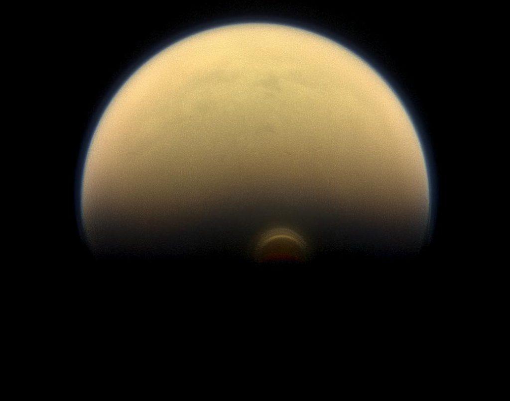 Titan's complex atmosphere