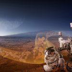 Cómo buscar vida en Marte antes de que los humanos contaminen el planeta