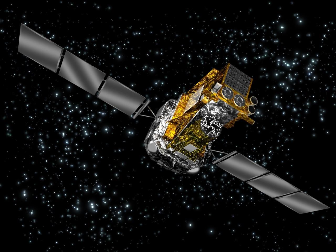 Satélite Integral- ESA, D. Ducros