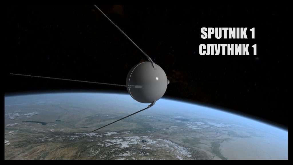 Hace 60 años se lanzó el primer satélite espacial: El Sputnik 1