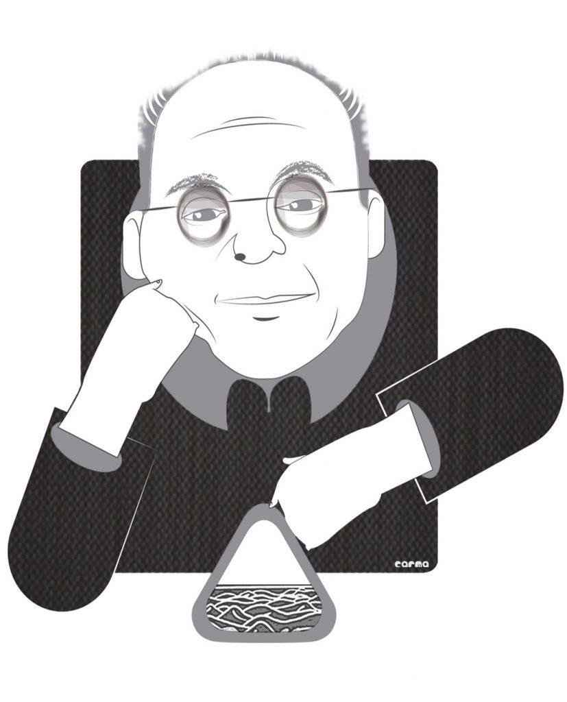 Stanislaw Lem, quien utilizó la ciencia ficción como vía para transmitir sus preocupaciones filosóficas