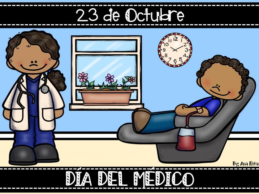 23 de octubre, Día del Médico
