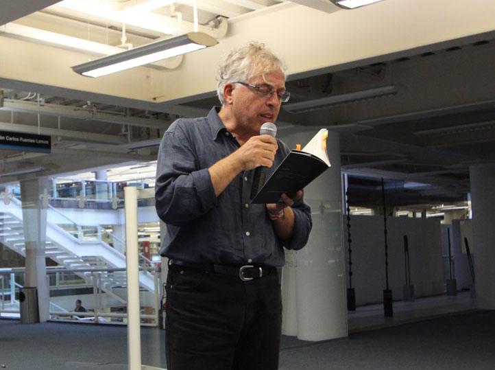 Más allá del amor y la muerte, la poesía tiene otros temas: Antonio Orihuela