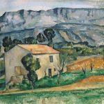 Casa en Provenza, Paul Cézanne, 1885- Indianapolis Museum of Art