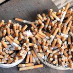 Las colillas de cigarros podrían servir para absorber ruidos