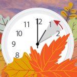 El domingo 29 de octubre será un día con 25 horas. Empieza el Horario de Invierno