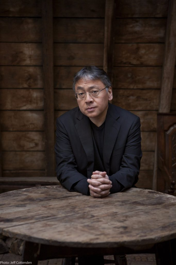 Kazuo Ishiguro, Nobel de Literatura 2017- Foto Jeff Cottenden
