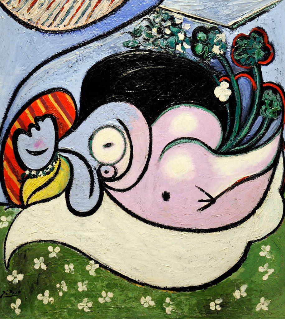 La soñadora- Pablo Picasso, 1932