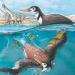 Los Neornithes, aves parecidas a los patos, sobrevivieron a la extinción de los dinosaurios