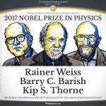 El Nobel de Física 2017, para los descubridores de las ondas gravitacionales