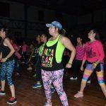Bailar zumba mejora la salud emocional