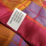 El polyester puede ser tóxico: en algunas prendas se encontró antimonio