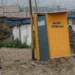 4,500 millones de personas carecen de sistemas de eliminación de excrementos de forma segura
