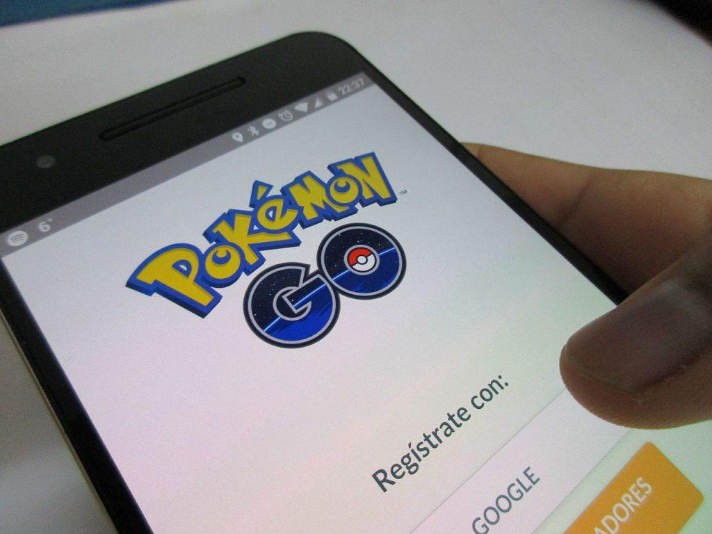 Pokémon Go App- Eduardo Woo