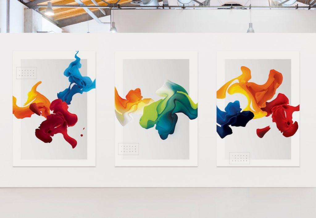 Colores fluidos- Maria Grønlund's