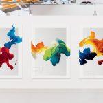 El color influye en el estado de ánimo, en los lugares de trabajo