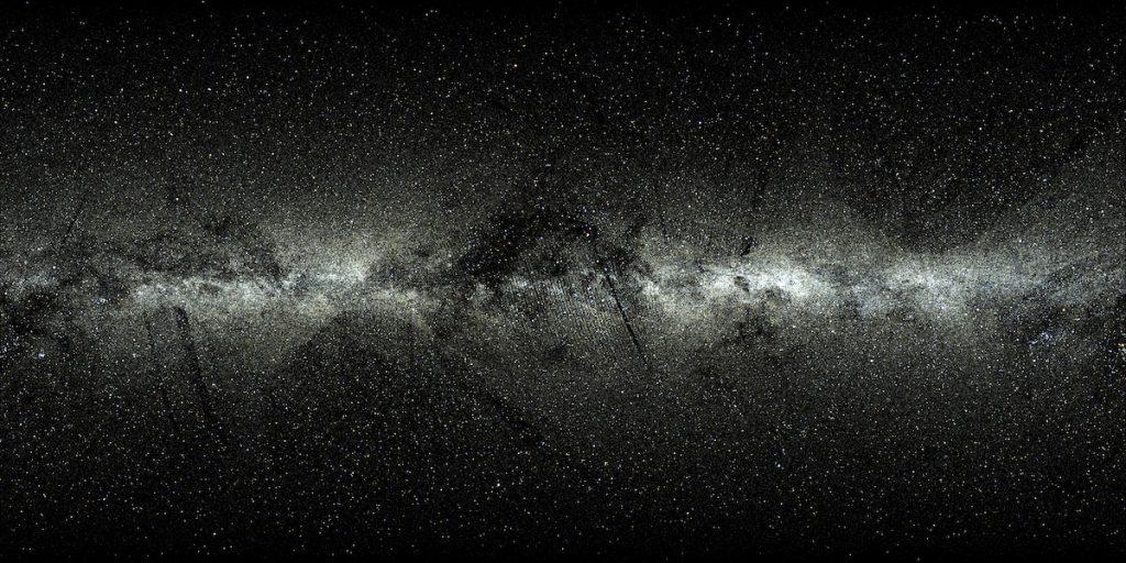 Dos millones de estrellas en nuestra galaxia